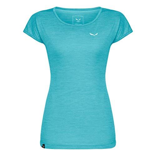 SALEWA PUEZ MELANGE DRY W S/S Tee T-Shirt für Herren