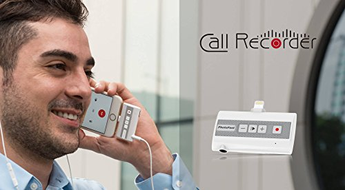 Photofast Call Recorder Flash card White dictaphone - dictaphones (AAC,AIFF,M4A,MP3,WAV, USB, Micro-USB, Flash card, MicroSD (TransFlash),MicroSDHC,MicroSDXC, 11 g)