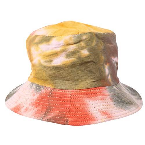 VALICLUD Sombrero de Cubo Personalizado Impresión de Graffiti Gorra de Pescador Protección Solar Ultravioleta Reversible para Viajes de Verano Deportes Senderismo Senderismo