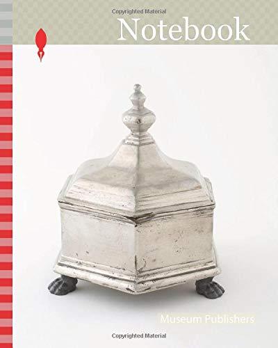 Notebook: Tobacco Box, c. 1740, Netherlands, Netherlands, Pewter