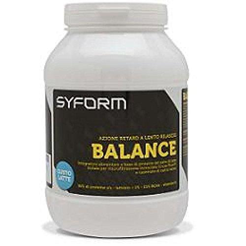 SYFORM BALANCE 750g. CACAO 'Proteina del latte a lento rilascio a base di caseinato di calcio e sieroproteine