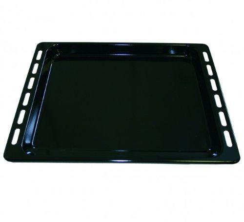 Backblech emailliert (OT)27mm, passend zu Geräten von:Bauknecht Ignis Ikea NE...