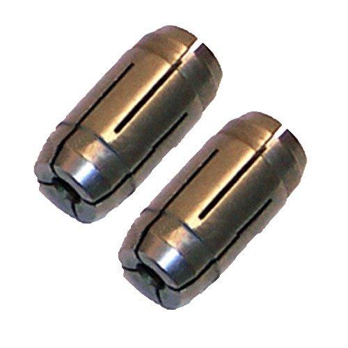 Dewalt DW660 Cut Out Tool (2 Pack) Replacement 1/8' Collet # 389243-00-2pk