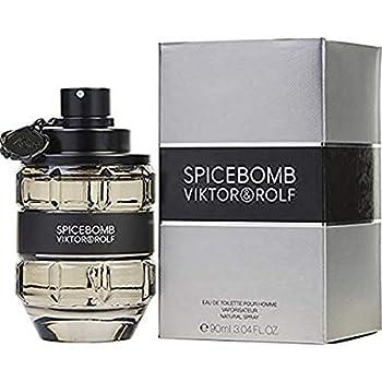 Viktor and Rolf Spicebomb Eau de Toilette Spray for Men 3.04 Ounce