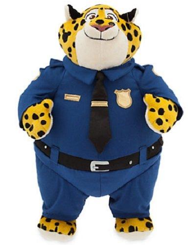 Zoomania - Polizist Clawhauser Kuscheltier