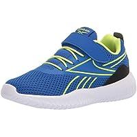 Reebok Flexagon Energy Unisex Kids' Shoes - Preschool (Various Sizes) (Court Blue / Yellow Flare / Black)