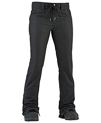 AIRBLASTER Herren Fancy Snowboard Hose, schwarz, L EU