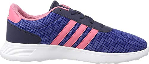 Adidas Lite Racer K, Zapatillas de Deporte Unisex Adulto, Azul...