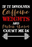 If it involves Caffeine, Weights, and Protein Shakes, count me in: WOD Crossfit Journal    Cross Training Exercise Planner   Track +150 WODs & Personal Records   Easy-to-Carry (6'x9', 100 pages)