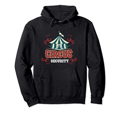 Disfraz de seguridad de circo de regalo Sudadera con Capucha
