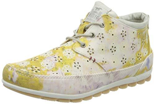 MUSTANG Damen 1355-502-555 Hohe Sneaker, Rot (Rose 555), 39 EU