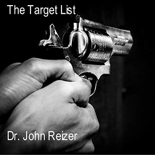 The Target List audiobook cover art