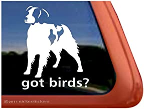 Best brittany spaniel decal Reviews