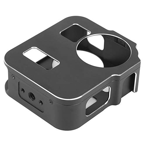 DAUERHAFT mit Dual Extension Cold Shoe-Schnittstellen Protect Frame Bessere Wärmeableitung für Gopro Action Camera