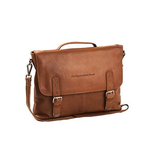The Chesterfield Brand Wax Pull-Up Jules Aktentasche Leder 38 cm Laptopfach