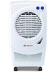 Bajaj Platini PX97 Torque 36-Litres Personal Air Cooler (White)- for Medium Room