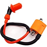 GLENPARTS Replacement Ignition Coil Compatible...
