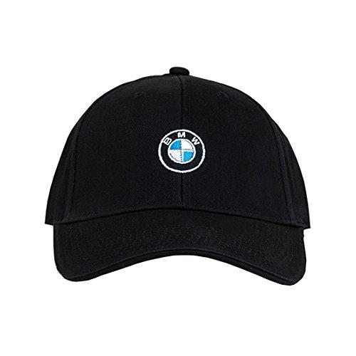 BMW Genuine Roundel Cap - Black
