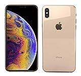 Apple iPhone Xs Max, Boost Mobile, 256GB - Gold - (Renewed)