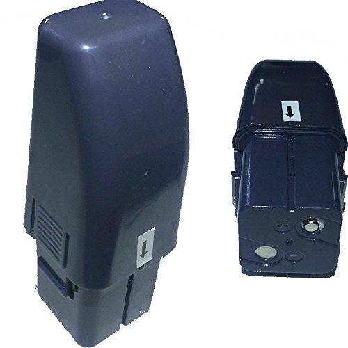 Batteria compatibile di ricambio scopa rotante Swivel Sweeper G2 G3 Max - Colore ROSSO