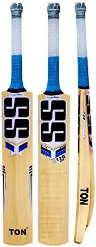 SS T20 ZAPMazza da cricket in salice inglese impugnatura extra SS inclusa edizione 2019