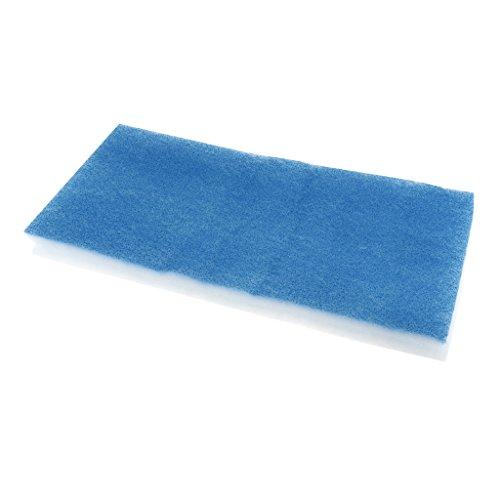 Homyl Airbrush Zubehör Absauganlage Farbe Filter Farbnebel Ersatz Filter Schwamm