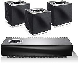 Naim Mu-so & Mu-so Qb 4- Room Wireless Music System Combo (1st Gen)