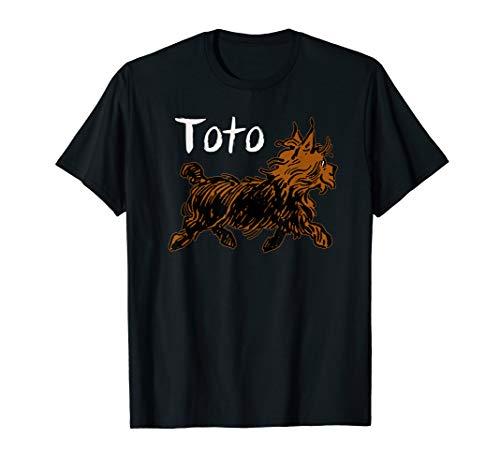 Toto Wizard of OZ Dog Shirt-Funny Fairytale TShirt