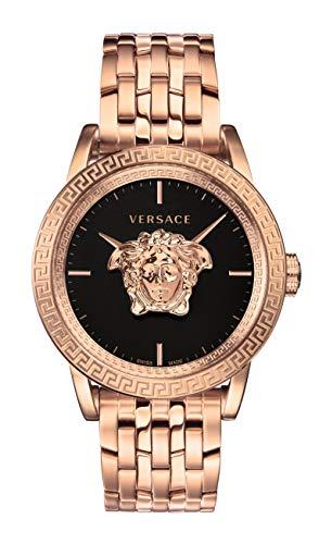 Versace VERD00718 Palazzo Empire Herren 43mm 5ATM
