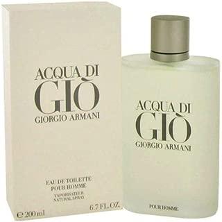 Acqua Aqua Di Gio By Ĝiorgio Armani EDT Spray For Men 6.7 OZ / 200 ml