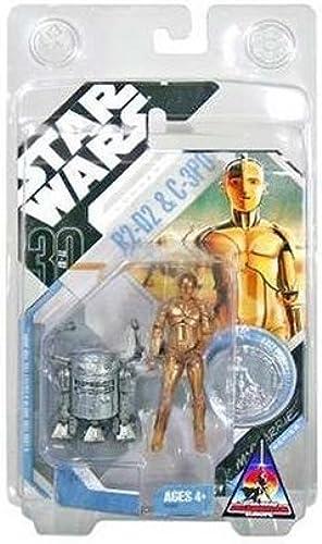 el más barato Star Star Star Wars Celebration Europe Exclusive Mcquarrie Concept R2-D2 And C-3Po Action Figure 2-Pack by Hasbro  venta directa de fábrica