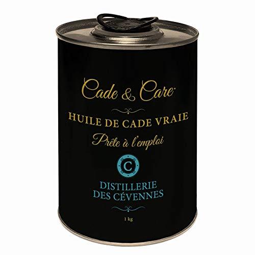 Distillerie des Cévennes Huile de Cade Vraie 1 kg - Prête à l'emploi