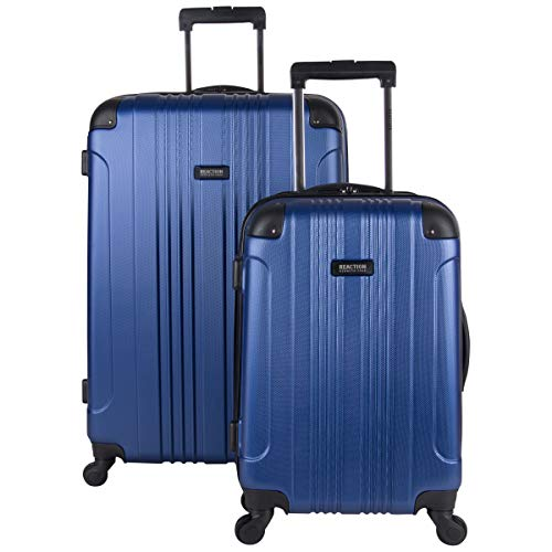 Kenneth Cole Reaction Out Of Bounds 2-Piece Lightweight Hardside 4-Wheel Spinner Luggage Set: 20' Carry-On & 28' Checked Suitcase