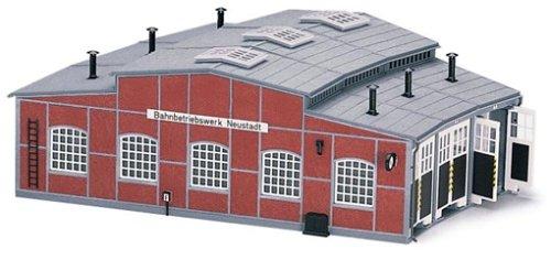 Fleischmann Ringlokschuppen-Bausatz F.915