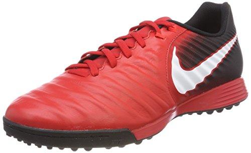 Nike Herren Tiempox Ligera IV TF Fußballschuhe, Rot (Universität Rot/Weiß-Schwarz 616), 44.5 EU