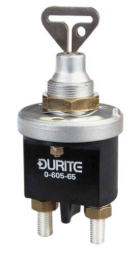 Durite - Schlüssel Für Batterieschalter Bg1 - 0-605-64