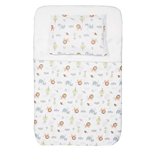 Chicco 09010997450990 3 Delige Set Chicco Next2Me, Little Animals