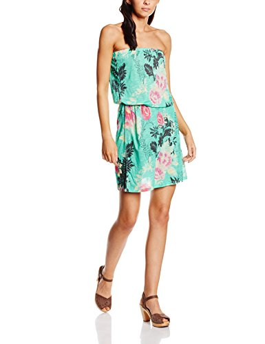 G.S.M. Europe - Billabong Damen Kleid New AMED, Floral, XS