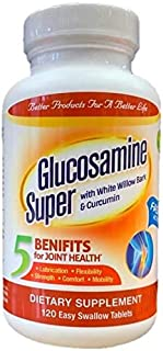 Glucosamine Plus Super (120 Tablets)