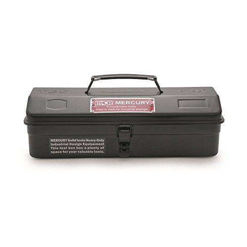 MERCURY マーキュリー ツールボックス 工具箱 日本製 MATT BLACK マットブラック