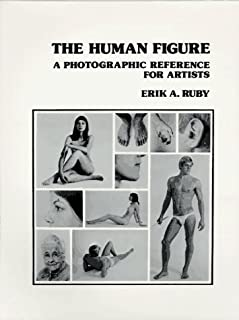 Human Figure:  A Photographical Reference for Artists