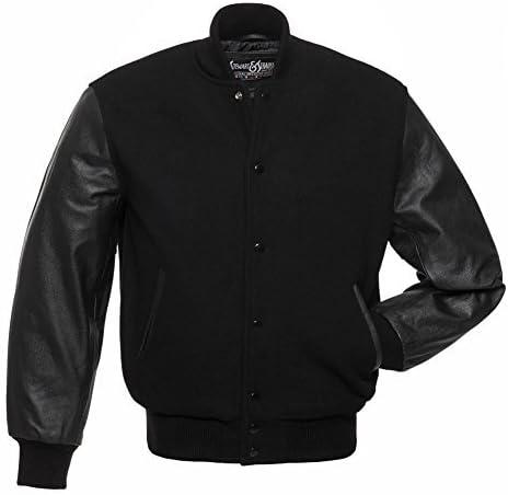 Stewart Strauss Bargain Original Varsity Letterman Co Team 48 Max 71% OFF Jackets