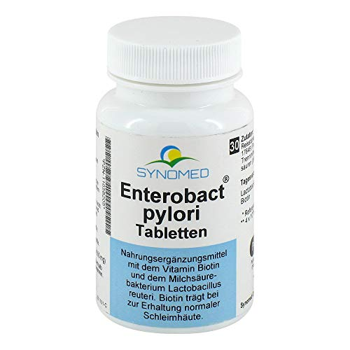 Enterobact -pylori Tabletten, 30 Tabletten (16.5 g)