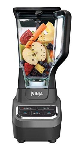 Ninja BL610 Professional 1000W Total Crushing Blender (Renewed)