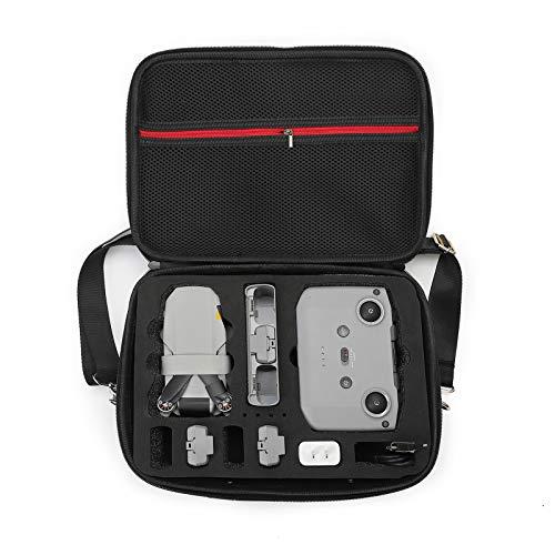 Hunpta @ wasserdichte Tragetasche Umhängetasche für DJI Mavic Mini 2, Großer Kapazität Aufbewahrungshülle Koffer Drohne und Zubehör Aufbewahrung Schutz Tragbare Tasche