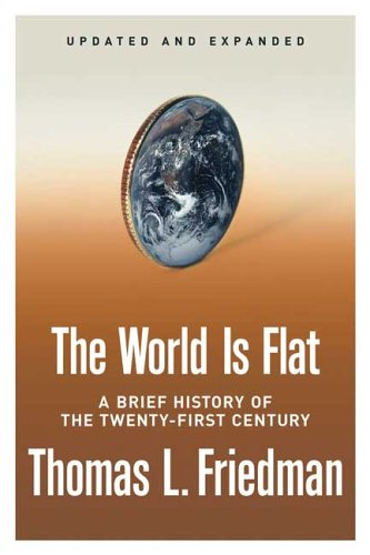 The World Is Flat [Updated and Expanded]: A Brief History of the Twenty-first Century (Hardcover)の詳細を見る