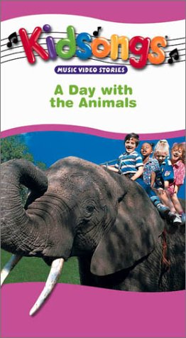 Kidsongs: Day With Animals [VHS]