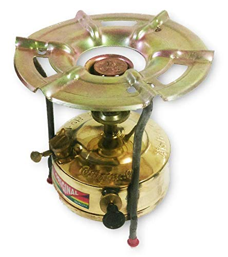 Brass Kerosene Pressure Stove | Camping Stove | Primus 2 Liter...