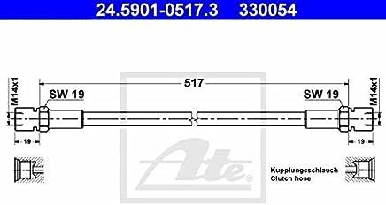 ATE 24.5901-0225.3 Kupplungsschlauch