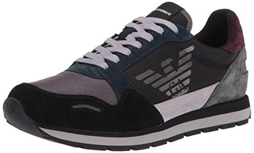 Emporio Armani Sneakers Uomo Multicolor (40)